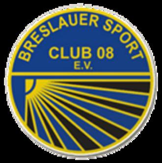 Breslauer SC 08 - Image: Logo of Breslauer SC 08, German football team
