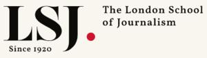 London School of Journalism - Image: London School of Journalism logo