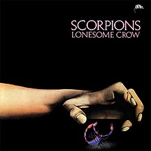 scorpions lonesome crow 1972