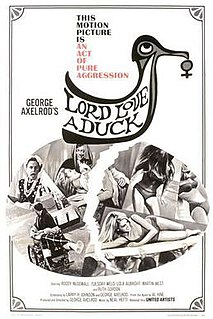 <i>Lord Love a Duck</i> 1966 film by George Axelrod