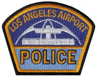 Los Angeles Airport Police - Image: Los Angeles Airport Police Patch
