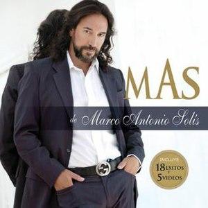 Más de Marco Antonio Solís - Image: Más de Marco Antonio Solís Cover