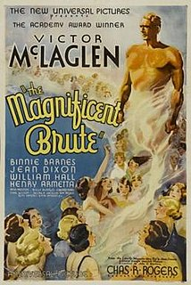 <i>Magnificent Brute</i> 1936 American drama film