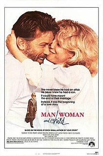 <i>Man, Woman and Child</i> (film) 1983 film by Dick Richards