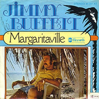 "Margaritaville - Image: Margaritaville West German 7""Single Cover"