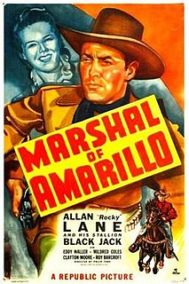 <i>Marshal of Amarillo</i> 1948 film by Philip Ford