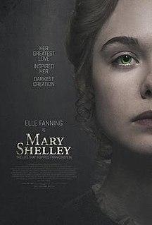 <i>Mary Shelley</i> (film) 2017 period-drama film