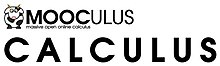 """Mooculus: Calculus"" icon"