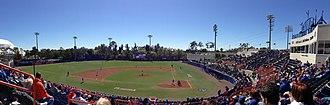 Alfred A. McKethan Stadium - Image: Mc Kethan Stadium Panoramic View