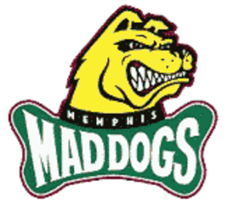 Memphis Mad Dogs - Image: Memphis Mad Dogs