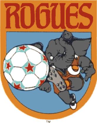 Memphis Rogues - Logo