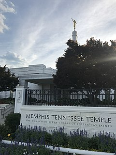 Memphis Tennessee Temple