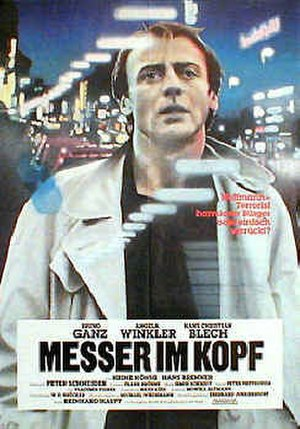 Knife in the Head - Film poster