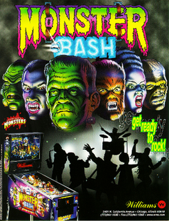 <i>Monster Bash</i> (pinball)