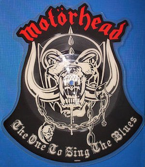 The One to Sing the Blues - Image: Motörhead Shaped