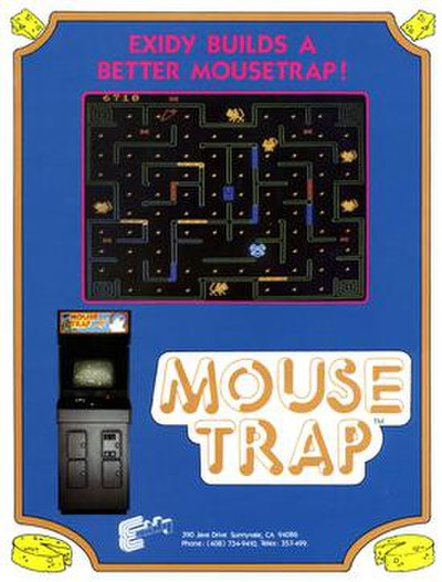 Picture of a game: Mouse Trap