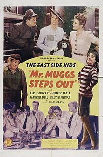 <i>Mr. Muggs Steps Out</i> 1943 film by William Beaudine