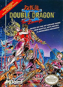 Image result for double dragon 2 nes