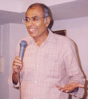 Narendra Dabholkar Indian rationalist and the Founder and former President of the MANS