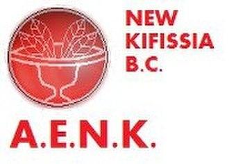 Nea Kifissia B.C. - Nea Kifissia B.C. English logo.