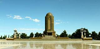 Nizami Mausoleum