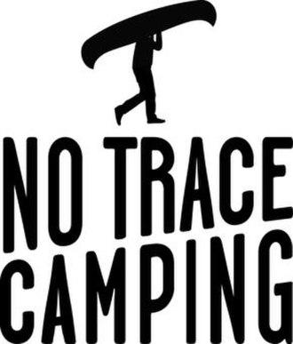 No Trace Camping - Image: No Trace Camping Logo