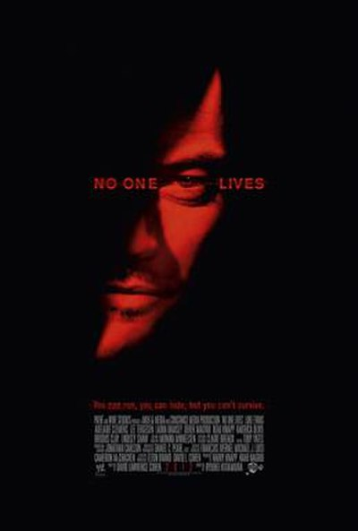 Picture of a movie: No One Lives