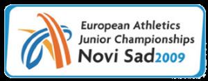2009 European Athletics Junior Championships