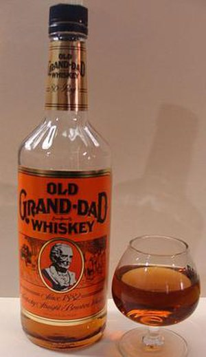 Old Grand-Dad - Image: Old Grand Dad