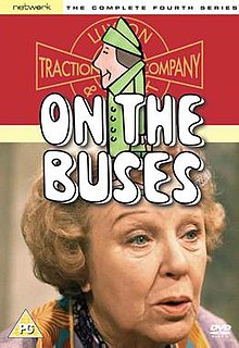 <i>On the Buses</i> (series 4) season of television series