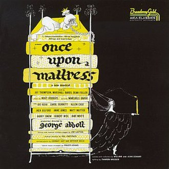 Once Upon a Mattress - Original Cast Recording