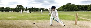 London Oratory School - Lower school cricket