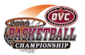 2009 Ohio Valley Conference Men's Basketball Tournament - 2009 Tournament logo