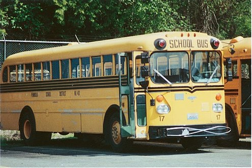 Gillig Transit Coach School Bus Wikipedia