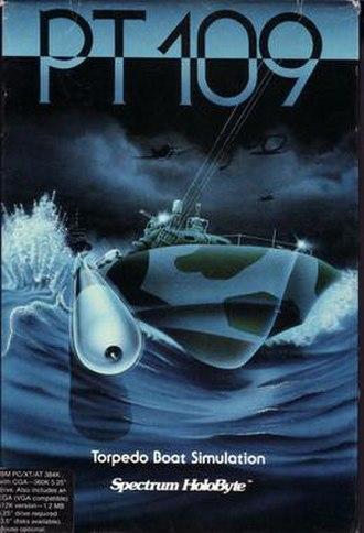 PT-109 (video game) - Image: PT 109 (video game)
