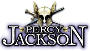 Percy Jackson & the Olympians - U.K. logo for Percy Jackson and the Olympians (as the series is known there)