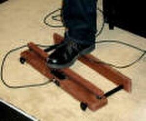 Stomp box - Image: Porch Board