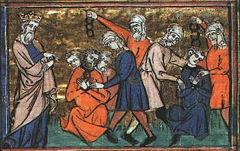 Martyrdom of Saints Primus and Felician.