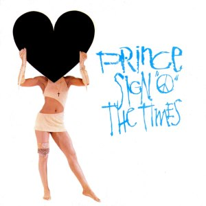 Sign o' the Times (song) - Image: Prince Sign single