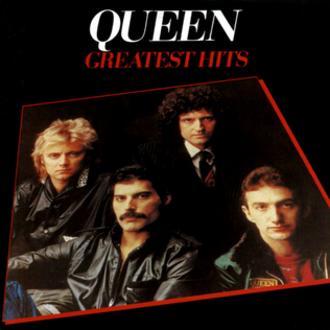 Greatest Hits (Queen album) - Image: Queen Greatest Hits