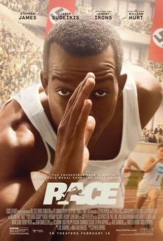 Race (2016 film) - Image: Race 2016 film poster