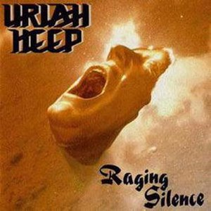 Raging Silence - Image: Raging Silence(album)
