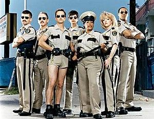 Reno 911! - Cast.