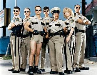 Reno 911! - Image: Reno cast v 8