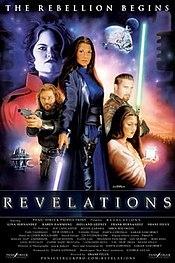 The release poster of Star Wars: Revelations, a popular fan film.