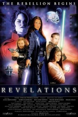 Star Wars: Revelations - Image: Revelation second poster