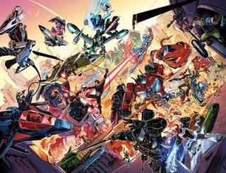 Hasbro Comic Book Universe