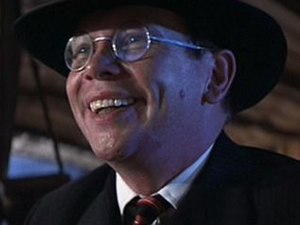 Ronald Lacey - Lacey as Arnold Toht in Raiders of the Lost Ark, 1981