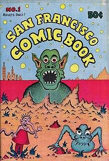 <i>San Francisco Comic Book</i>