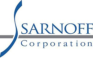 Sarnoff Corporation - Image: Sarnoff Corporation Logo